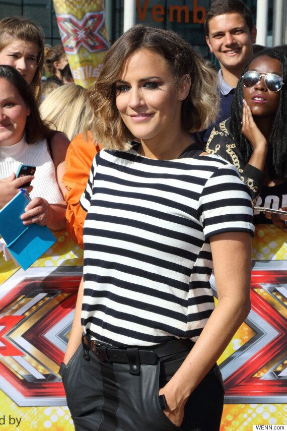 X Factor 2015 Caroline Flack Embarrassed At Auditions As Judges Joke About Cougar Reputation Huffpost Uk
