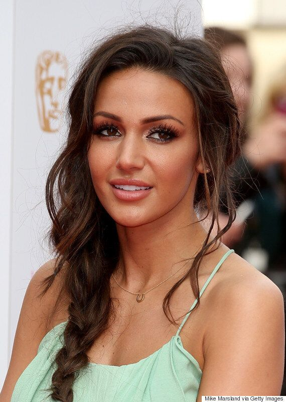 How To Get Michelle Keegan's Gorgeous Side Braid From ...