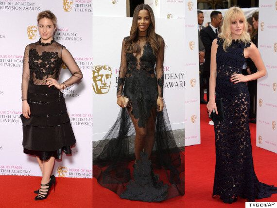 Sheer Dresses: How To Pull Off This Season's Most Daring Trend (And Look As Good As