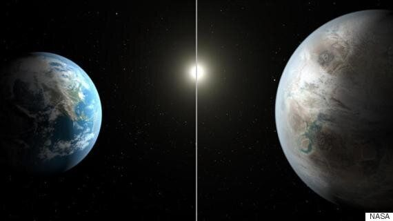 NASA Kepler-452b 'Earth 2.0' Discovery Brings Us Closer To Discovering Alien