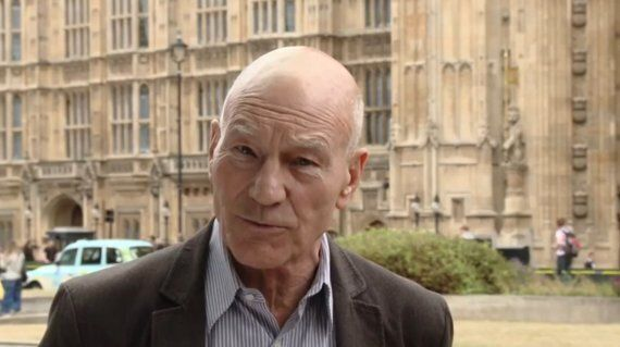 Sir Patrick Stewart Backs Assisted Dying Bill To Prevent Terminally Ill Going Through