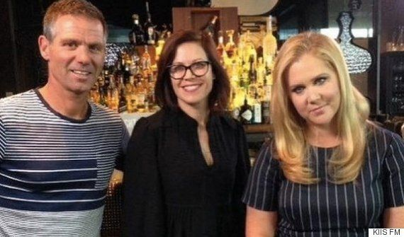 Amy Schumer Makes Her Unhappiness Clear During Interview With Australian Radio Station KIIS