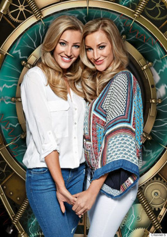 'Big Brother' 2015 Contestants Sally And Amy Broadbent Previously Appeared On 'TOWIE'... And Amy Claimed...