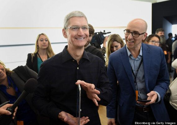 Apple Pledges To Become A Company That's Powered Entirely By Renewable