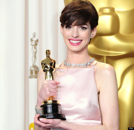 'Interstellar' Star Anne Hathaway On The One Change Having An Oscar Has Brought To Her