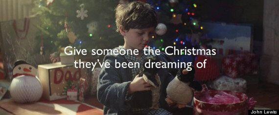 John Lewis Christmas Advert 2014: Monty The Penguin Stars, Tom Odell Covers John Lennon's 'Real Love'...