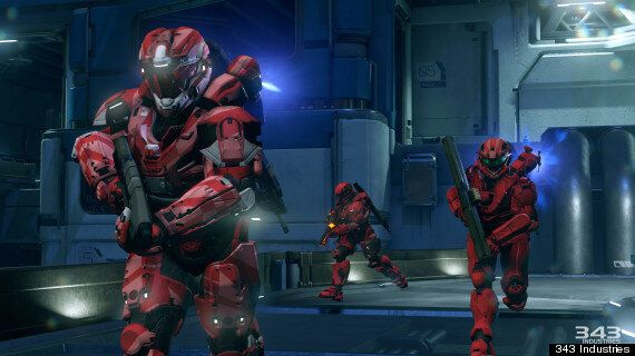 Halo 5: Guardians Multiplayer Preview: Reviving A