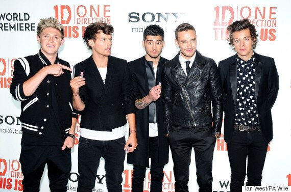 Zayn Malik Sends Twitter Into Meltdown By Tweeting Ex-One Direction Bandmate Liam Payne On Band's Fifth