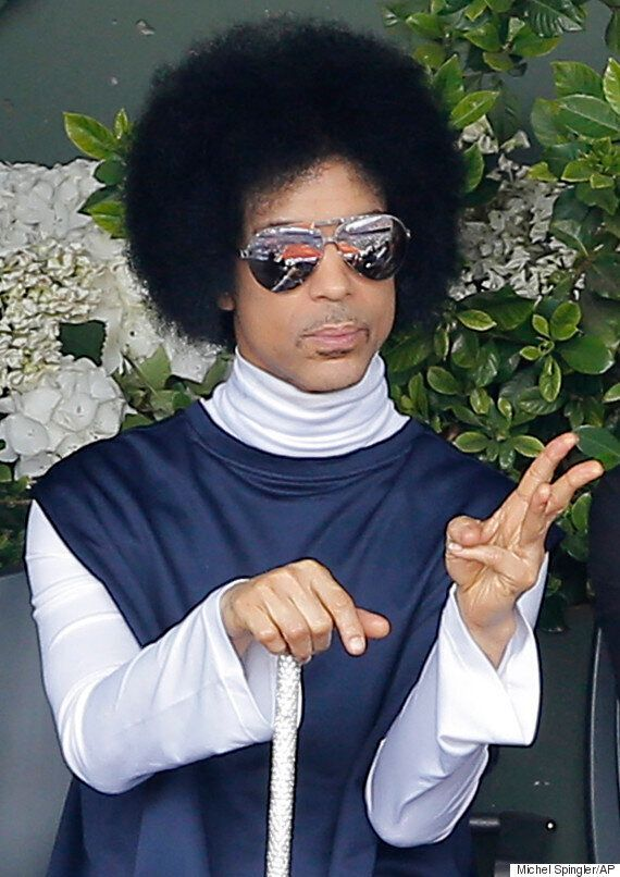 Prince Releases Baltimore Protest Track And Holds Peace Rally For Freddie