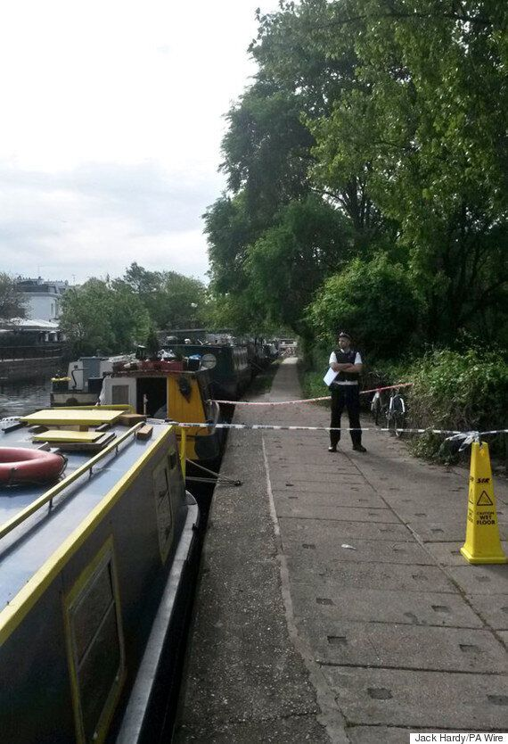 Body Found In Suitcase Pulled From Grand Union Canal At Maida Vale To Be