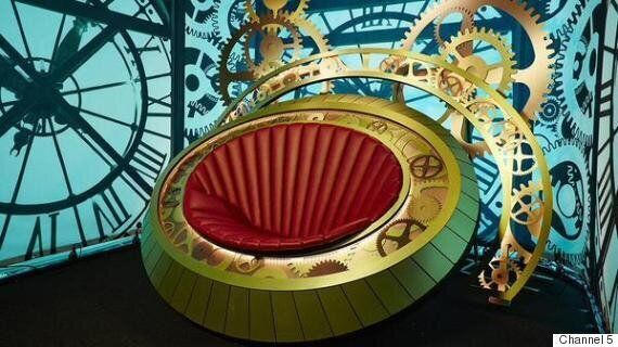 'Big Brother: Timebomb' Diary Room Chair Revealed