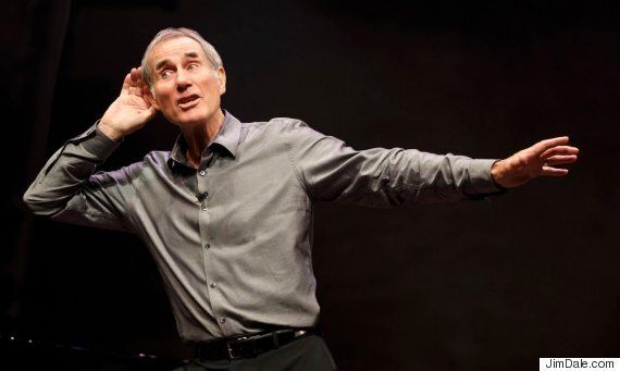 'Just Jim Dale': Celebrating A Lifetime In Showbusiness, 'Carry On' Star Returns To London's West End...