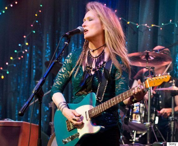 EXCLUSIVE FEATURETTE: Behind The Scenes With Meryl Streep In 'Ricki And The