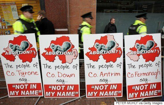 Abortion Law In Northern Ireland 'Endangers Women's Lives,' The UN