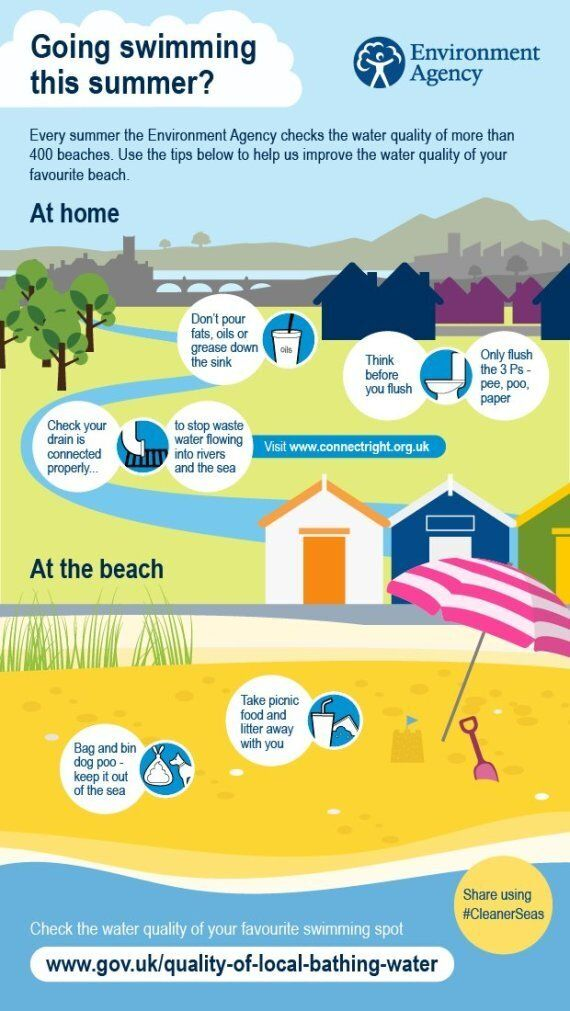 How To Make Sure You're Swimming In Clean Water At British