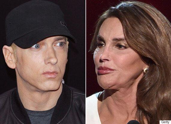 Eminem Makes Transphobic Slurs About Caitlyn Jenner In Freestyle