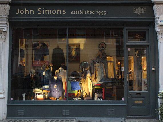 Our Favourite Shop: John Simons, the Tale Of a London