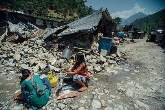 Monsoon Season Brings More Danger to Nepal's