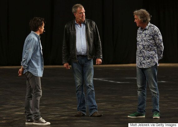 'Top Gear': Richard Hammond Confirms Plan To Continue Working With Jeremy Clarkson And James
