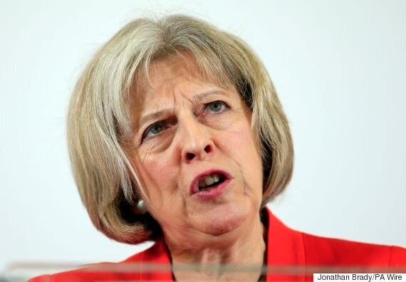 Theresa May's Demand To Jail Convicted Extremist Pending Deportation Proceedings Is