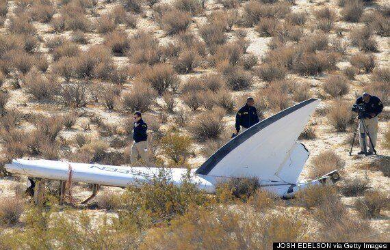 How Did That Virgin Galactic Test Pilot Peter Siebold Survive? Investigators Still Don't
