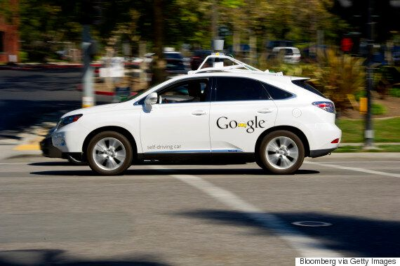 Google's Driverless Cars Have Been Involved In 11