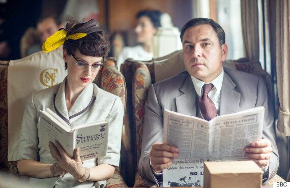 'Partners In Crime' Review: Jessica Raine, David Walliams As Tuppence And Tommy In Agatha Christie Crime