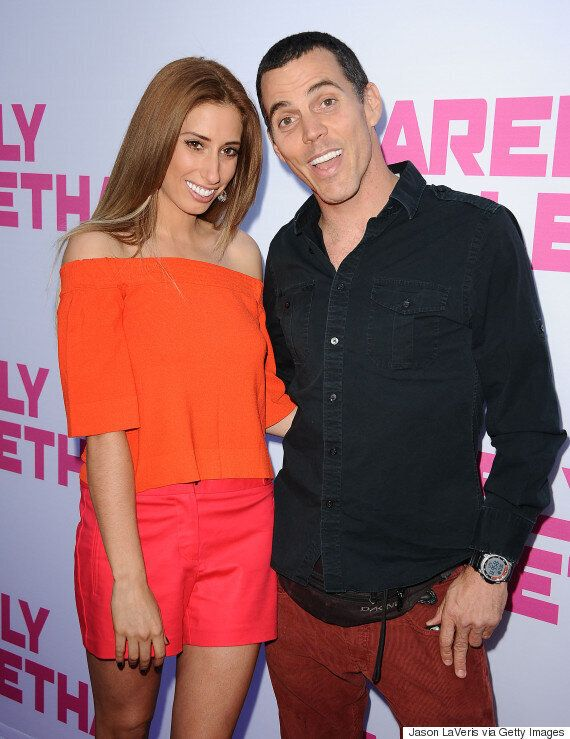 Stacey Solomon And Steve-O Split: Couple 'Put Their Relationship On Hold' For Work