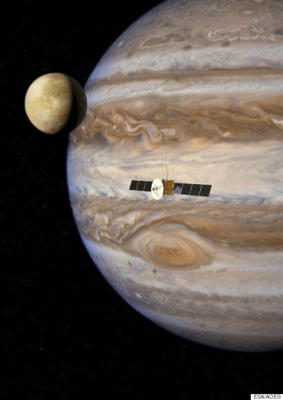 Alien Life On Jupiter Investigated As ESA Launches Work On JUICE