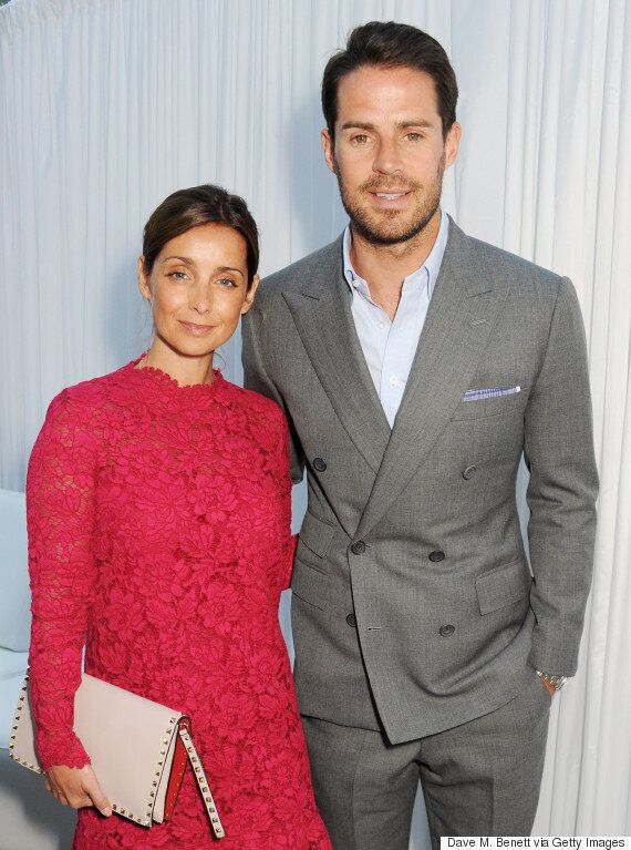 'Strictly Come Dancing' 2015: Louise And Jamie Redknapp 'To Compete Against Each Other On New