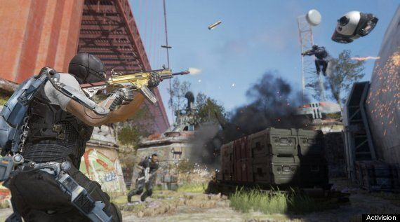 'Call Of Duty: Advanced Warfare' Review: The Future Of