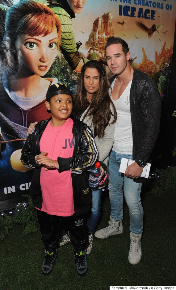 Katie Price Slams Charity Event After Disabled Son Harvey Is Left 'Disappointed And