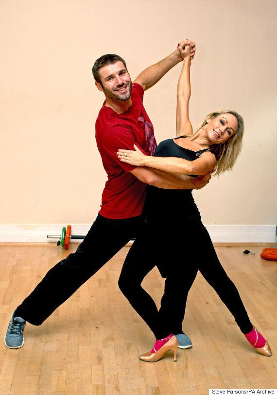 'Strictly Come Dancing' Star Kristina Rihanoff Defends Her Relationship With Dance Partner Ben Cohen:...