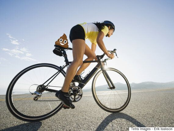 Pooping Cyclist Starts Massive 73-Acre Forest
