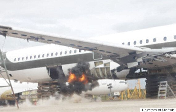 Terrorist Bomb Attacks On Planes To Be Contained By Revolutionary