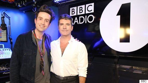 Simon Cowell And David Walliams' Bromance Is Over, Thanks To Nick Grimshaw's Bond With 'X Factor'