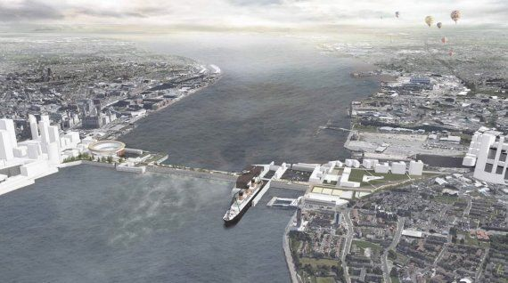 Students Design Incredible Tidal Barrage For River Mersey, Which Could Power 200,000 Liverpool