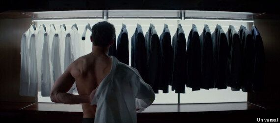'Fifty Shades Of Grey' New Teaser Trailer Revealed, Starring Jamie Dornan As Christian