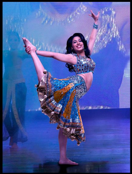 Beyond Bollywood, The Musical Comes to