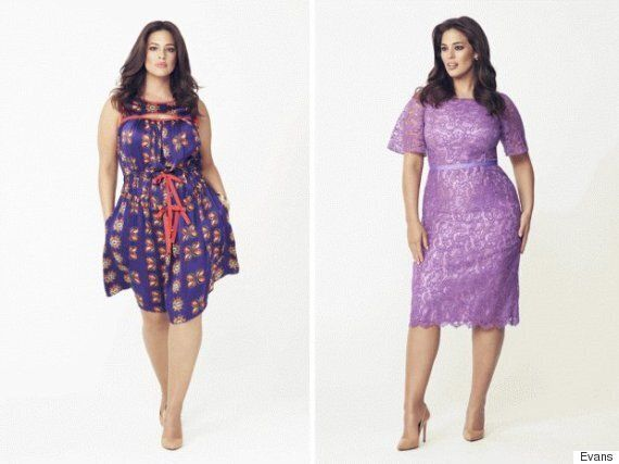 Designer-Inspired Plus Size Fashion At High Street Prices: Evans Launches New