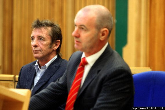 AC/DC Drummer Phil Rudd Has Charges Of Attempting To Arrange Two Murders