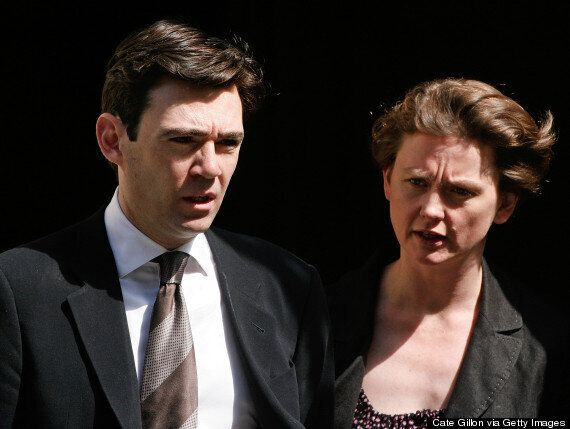 Labour's Yvette Cooper and Andy Burnham Deny They Are Preparing For Ed Miliband's