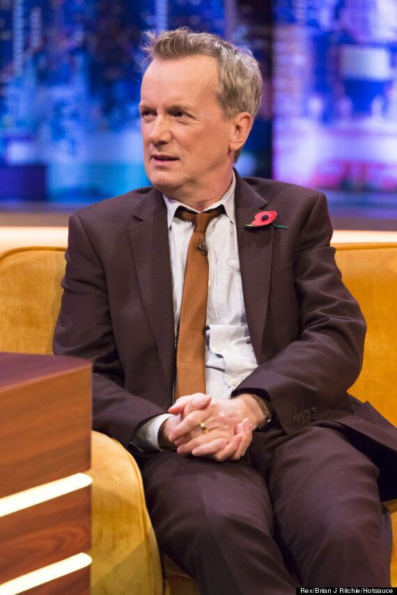 Frank Skinner Tells Jonathan Ross He Was 'Reckless Alcoholic', Claims Drinking Left Him BLIND For 40