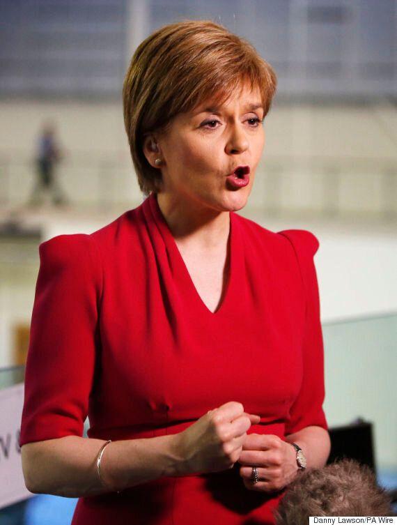Human Rights Act Axing Shapes A Key Battle Between Nicola Sturgeon And David