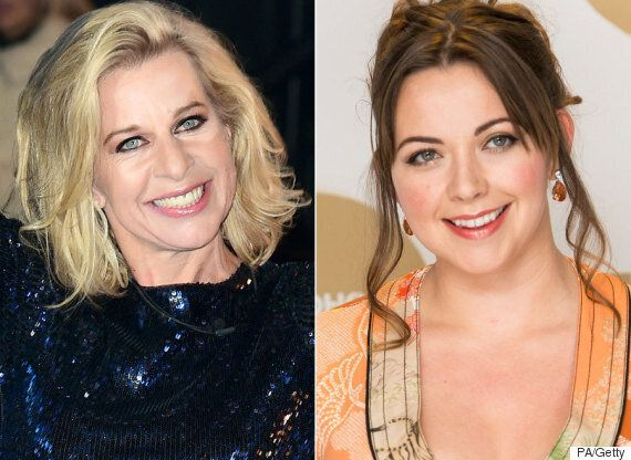 Katie Hopkins And Charlotte Church Offered £100K To Get In The Boxing Ring And Fight It Out For