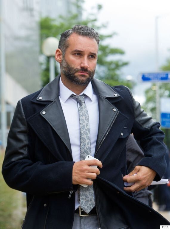 Dane Bowers 'Attacked Ex-Girlfriend Sophia Cahill After Row Over Glitter', Court