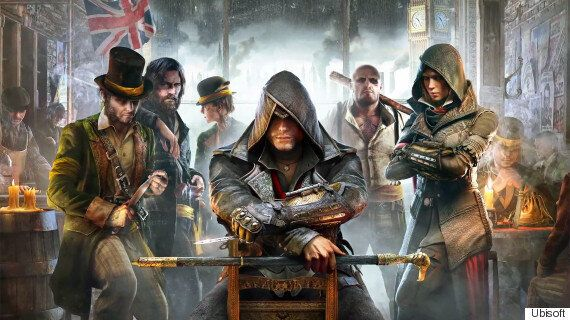 Assassin's Creed: Syndicate Unveiled With First Trailer And A 23 October Release