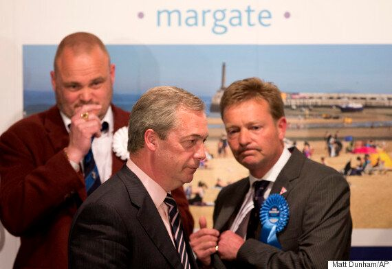 Nigel Farage Now Sets Sights On Next By-Election As Political Resurrection