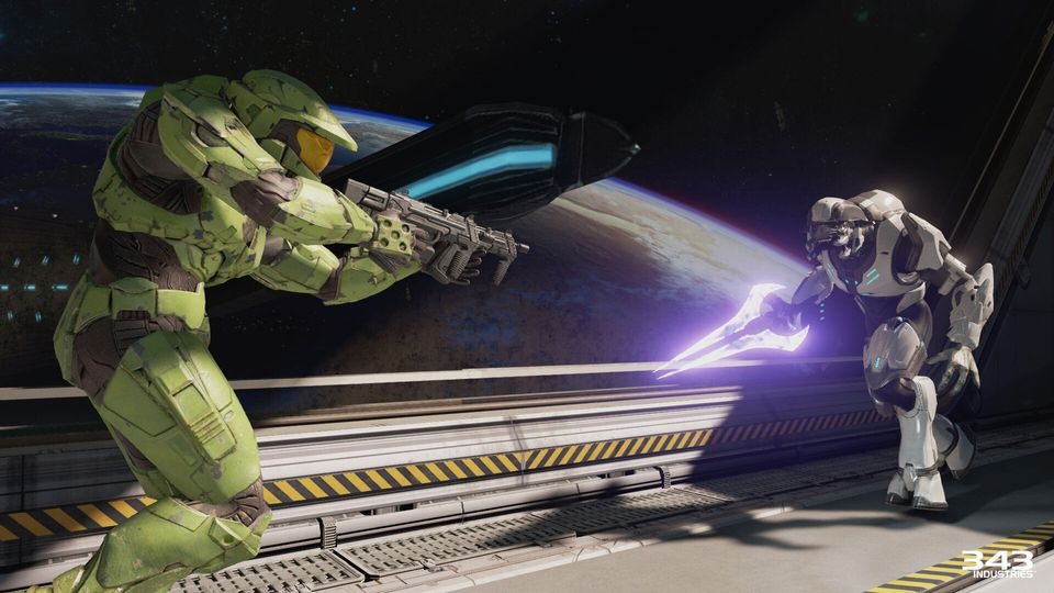 Halo: The Master Chief Collection: Unmissable | HuffPost UK