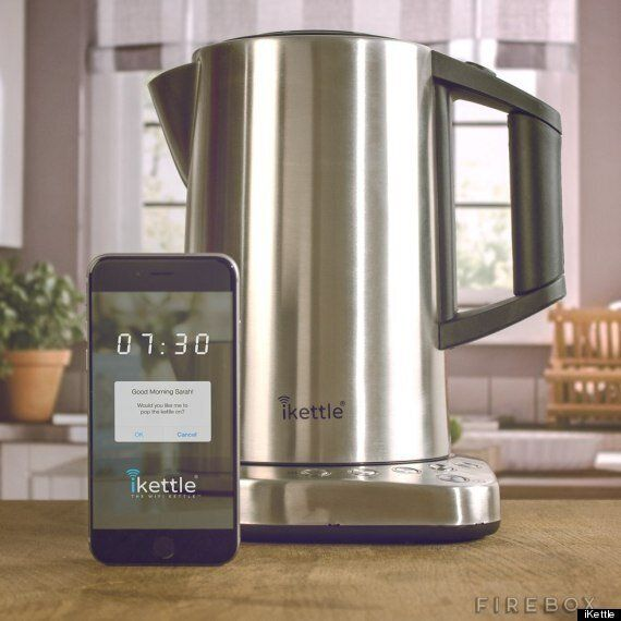 iKettle Review: A Great Idea, A Good Kettle, But A Fatal Logical